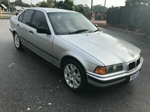 1997 BMW 318I E36 Executive Blue 4 Speed Automatic Sedan Maylands Bayswater Area Preview