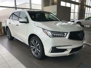 2019 Acura MDX Elite, Managers Demo, WAS $69,535 NOW $62,288