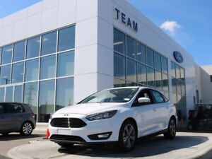 2017 Ford Focus SE, 200A, SYNC, WINTER PACKAGE, HEATED STEERING