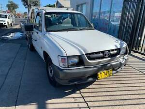 2002 Toyota Hilux All Others Manual Ute Smithfield Parramatta Area Preview