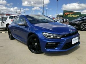 2015 Volkswagen Scirocco 1S MY16 R Blue 6 Speed Direct Shift Coupe Victoria Park Victoria Park Area Preview
