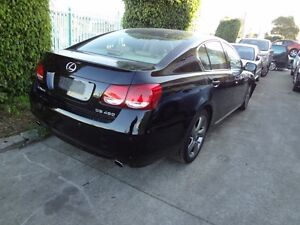 Lexus GS460 V8-8Speed Sports Luxury Auto 04/08 Wrecking Canley Vale Fairfield Area Preview
