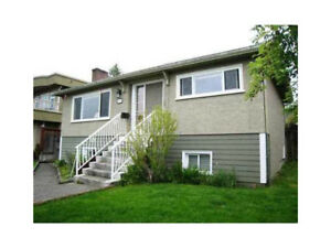 Burnaby Deer Lake 2 Bed 2 Bath Entire House for Rent!