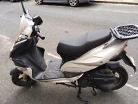 Direct Bikes Scooter 125 – repair