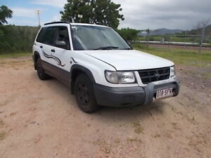 1999 Subaru Forester GX Mount Louisa Townsville City Preview