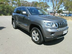 2011 Jeep Grand Cherokee WK Limited (4x4) Grey Mica 5 Speed Automatic Wagon Gilles Plains Port Adelaide Area Preview