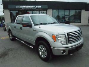 FORD F-150 XLT XTR 4X4 SUPERCREW 2012