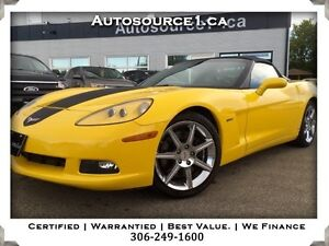 2009 Chevrolet Corvette Convertible LT1
