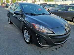 2010 Mazda Mazda3 GX, AUTO, BLUETOOTH, MP3, CRUISE, A/C, 2.0L