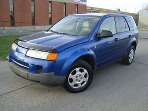 2005 SATURN VUE SPORT SUV 2.2L 4CYL'' TAX INCLUDED''