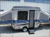 **SLEEPS 6! **SUPER LIGHTWEIGHT! **FAMILY TENT TRAILER FOR SALE!