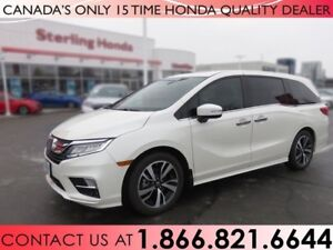 2019 Honda Odyssey TOURING   TINT   CLEARSHIELD   PROTECTION PKG