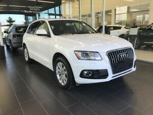 2014 Audi Q5 Progressiv, One Owner, Alberta Vehicle