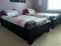 2 Twin Bedroom Set