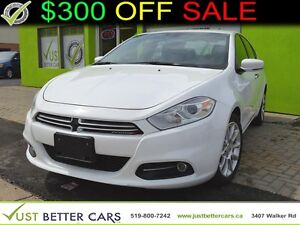 2014 DODGE DART LIMITED for sale - OWN FOR $55/week