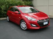 2014 Hyundai i30 GD2 Active Brilliant Red 6 Speed Manual Hatchback Devonport Devonport Area Preview