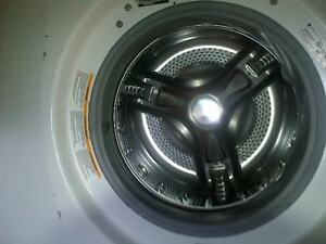 High performance LG front load washer.