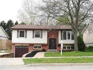 BEAUTIFUL 3 BEDROOM, 5 APPLIANCES, HARDWOOD FLRS, HESPELER/401