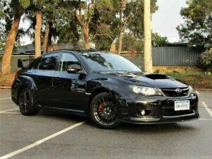 2012 Subaru Impreza G3 MY13 WRX AWD S-Edition Black 5 Speed Manual Sedan Kalamunda Kalamunda Area Preview