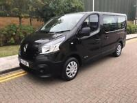 2015 Renault Trafic 1.6 dCi SL27 Business Mini Bus 5dr Diesel Manual 9 Seats 174