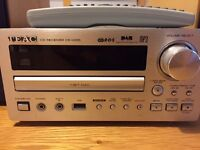 Teac CR-H255 Unit and Speakers 255 DAB/CD Receiver, USB Port, Speakers in Lincoln