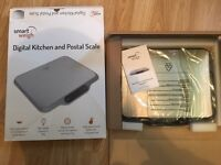 Smart Weigh Digital Postal Scales High Weight Capacity of 15kg Brand New & Sealed (OPEN TO OFFERS)