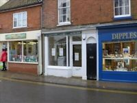 Dereham shop to rent