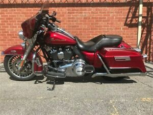 2012 HARLEY DAVIDSON FLHR Road King