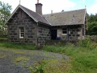 NTS - 2 bedroom gate lodge house for rent - unfurnished