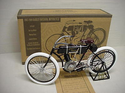 HARLEY DAVIDSON HD 1903 METAL 1/6 SCALE XONEX MOTORCYCLE A REAL BEAUTY RARE dtd