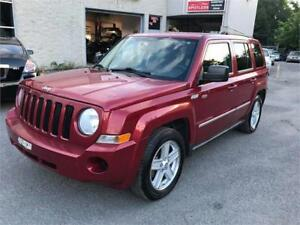 2010 Jeep Patriot North  4X4 (GARANTIE 1 ANS INCLUS)