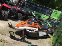 2008 Arctic Cat F8 LXR Guelph Ontario Preview