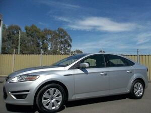 2011 Ford Mondeo MC LX Silver 6 Speed Automatic Hatchback Blacktown Blacktown Area Preview
