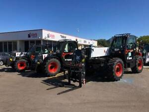 3X BOBCAT COMPACT TELEHANDLERS - PERTH Kenwick Gosnells Area Preview