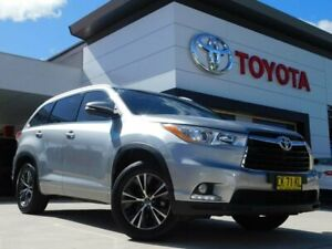 2016 Toyota Kluger GSU50R GXL (4x2) Silver 6 Speed Automatic Wagon Greenway Tuggeranong Preview