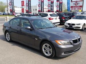 BMW 328 Xi 2008, AC, toit, mags, 1 an de garantie