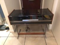 Decca Sound Vintage Record Player and Tuner For Restoration