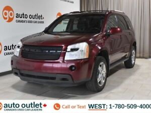 2009 Chevrolet Equinox Lt, awd, heated front seats, sunroof, clo