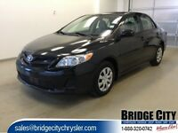 2012 Toyota Corolla Auto CE - low KM clean and FUEL EFFICENT!