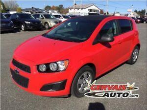 Chevrolet Sonic LS A/C Hatchback 2014