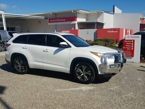 2016 Toyota Kluger GSU50R GXL (4x2) Crystal Pearl 6 Speed Automatic Wagon Warwick Southern Downs Preview