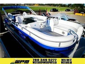 Pontoon Buy Or Sell Used Or New Power Boat Amp Motor Boat