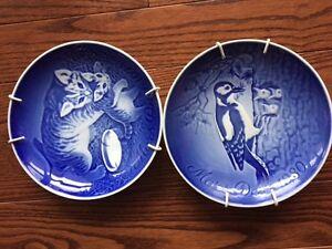 Vintage Royal Copenhagen B &G Christmas plates collection-8 Kitchener / Waterloo Kitchener Area image 5