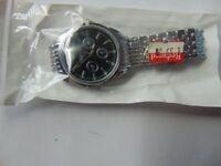 Gentlemans Gness Stainless Steel Wrist Watch