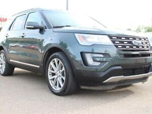 2016 Ford Explorer LIMITED, DUAL SUNROOF, POWER REAR SEATS, COOL