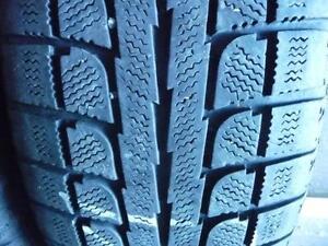4 pneus d'hiver 225/65/17 Maxtrek Trek M7