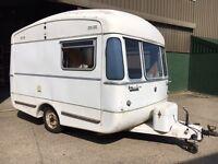 Retro Viking Fibreline Caravan