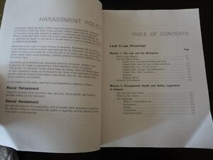 Level II Provincial law Participant's Manual Book London Ontario image 2