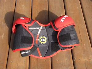 TWO Junior chest protectors