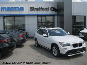 2012 BMW X1 28i LOCAL TRADE! NO ACCIDENTS! ONE OWNER!